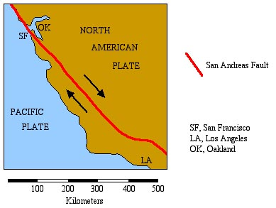 an analysis of the topic of the earthquake of 1906 At 5:12 am on april 18, 1906, a devastating earthquake hit san francisco, killing  3000 people and destroying 500 city blocks.