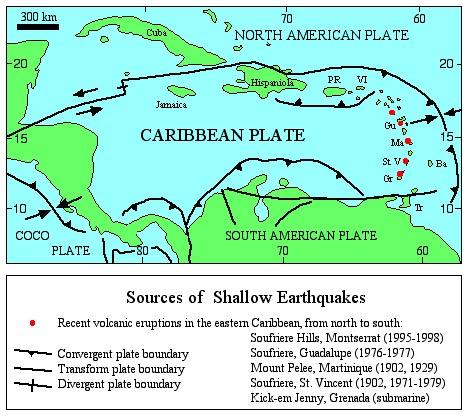 Srcqkhtml - Map of us plate boundaries