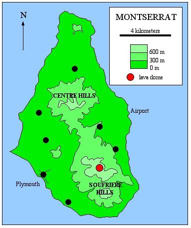 Vlcnoshtml - Montserrat map
