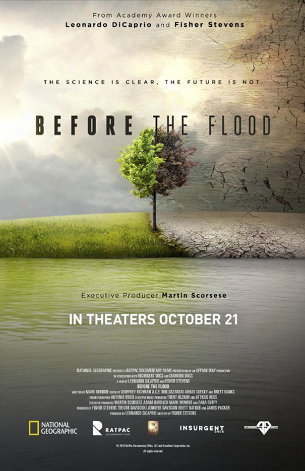 Sustainability Film Series: Before the Flood (2016)