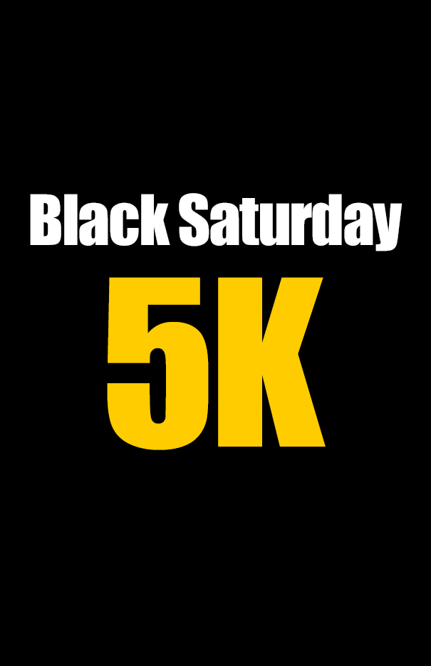 Black Saturday 5K