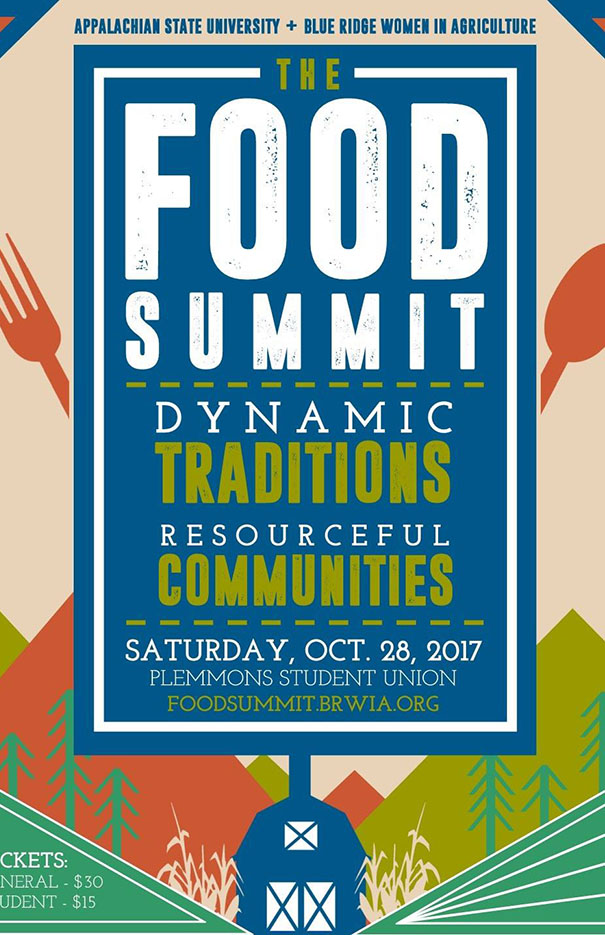 The Food Summit: Dynamic Traditions, Resourceful Communities