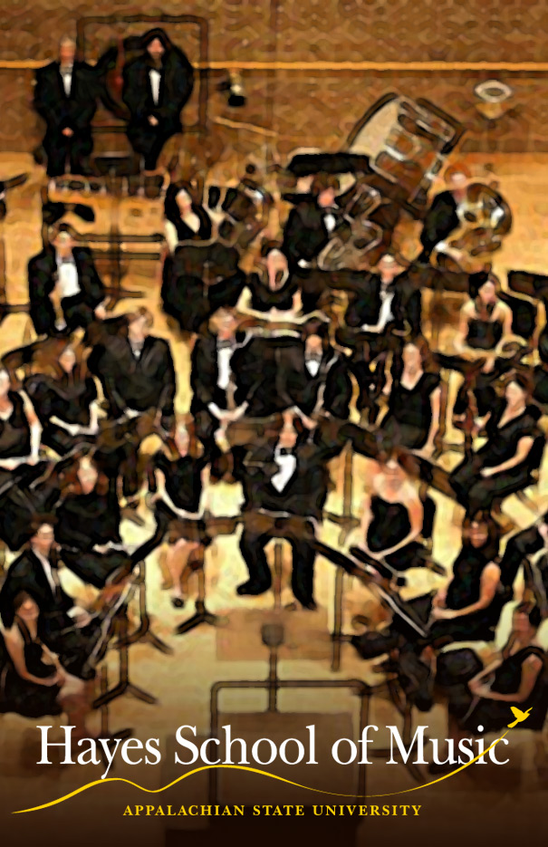 Appalachian Symphony Band: To Boldly Go...