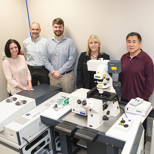 Appalachian State University wins National Science Foundation award for state-of-the-art microscope