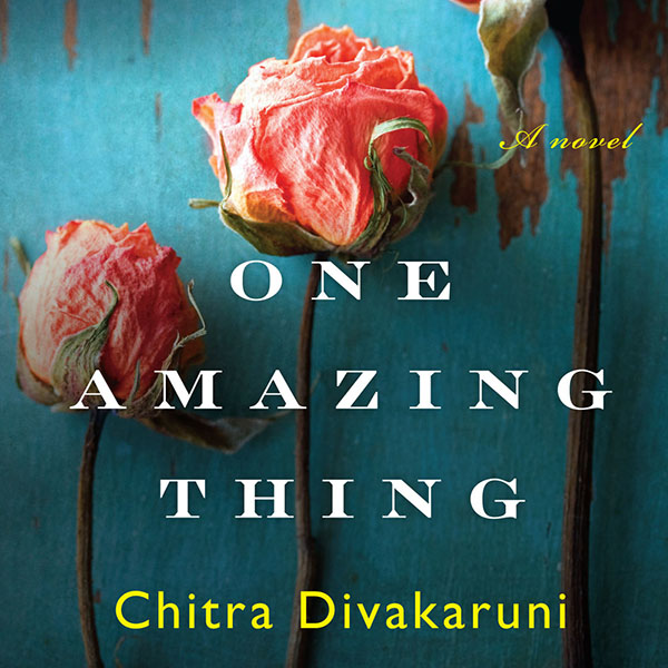 'One Amazing Thing' selected for Appalachian's 2017-18 Common Reading Program; author Chitra Banerjee Divakaruni to speak on campus Aug. 21