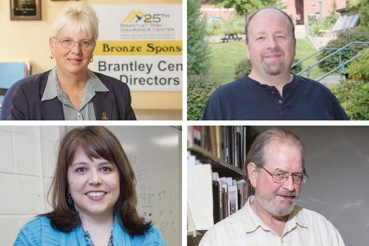 Meet our Faculty of Distinction