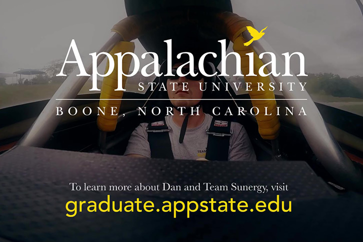 Consider Graduate School at Appalachian