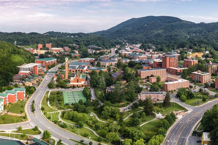 Appstate Campus
