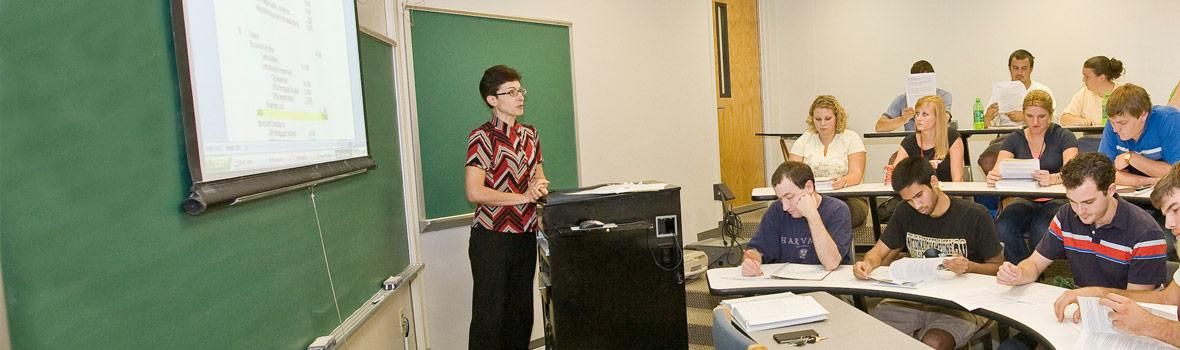 Appalachian State University Accounting Master Of