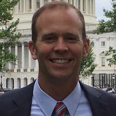 Brock Long '97 '99 leads FEMA's mission of support