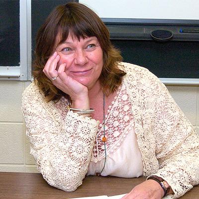 Faculty Profile: Dr. Elaine O'Quinn