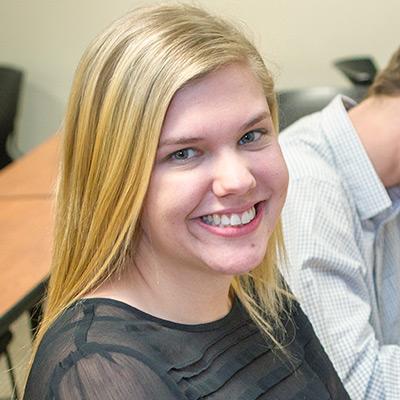 Alumna Profile: Elizabeth Hinson '16 '17