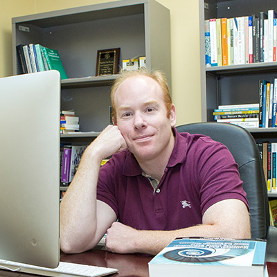 Faculty Profile: Dr. William Hicks